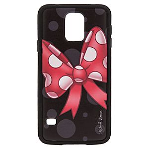 Minnie Mouse Bow Android Phone Case - Samsung Galaxy S5