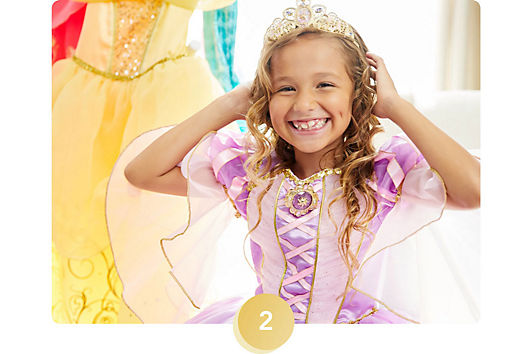 <h6>Dress up and delight in royal activities that inspire and teach positive life lessons!</h6>