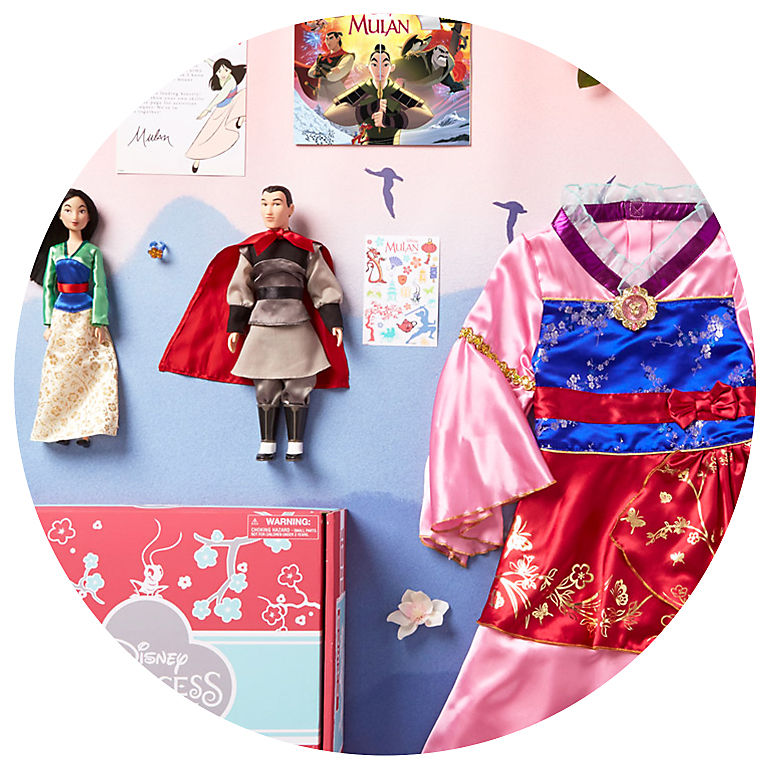 <p>Princess Enchanted<br>Collection</p>