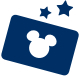 Disney Gift Card by Mail