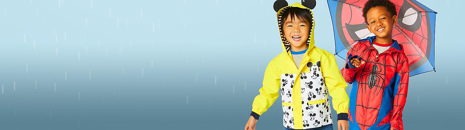 Boys' Rainwear
