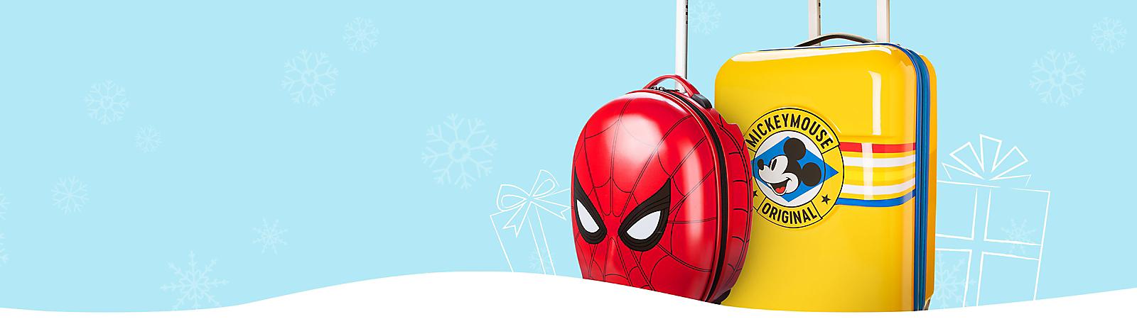 Kids' Luggage & Travel