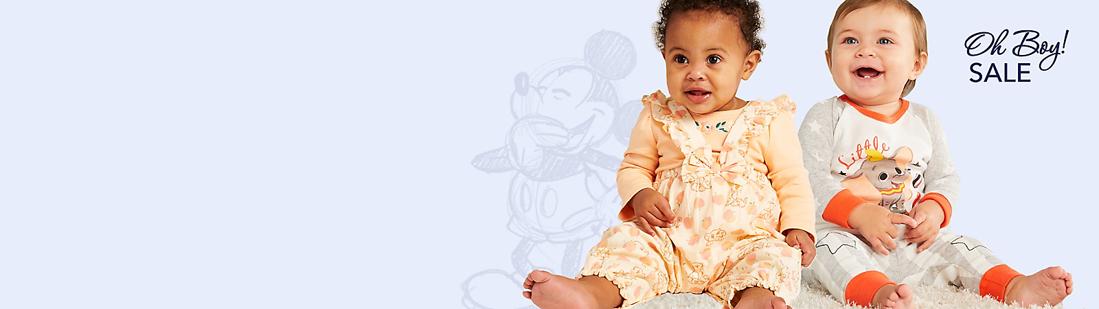Up to 40% Off Baby Sleepwear, Toys & More
