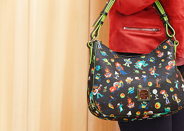 New Pixar Collection by Dooney & Bourke