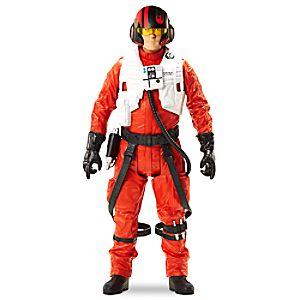 Poe Dameron Action Figure - Star Wars - 18'' 039897363110P