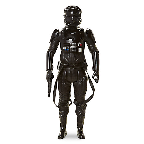 First Order TIE Fighter Pilot Action Figure - Star Wars - 18''