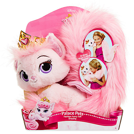 Dreamy Plush - Palace Pets Furry Tails - Small