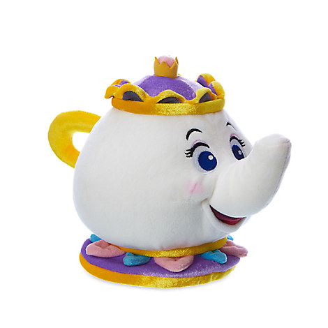 Mrs. Potts Plush - Beauty and the Beast - Small - 7 1/2''