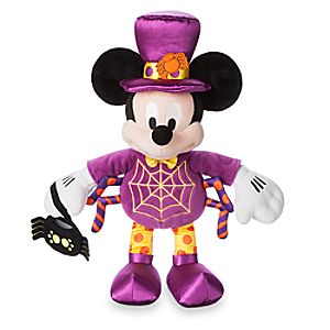 Mickey Mouse Halloween Plush - 15''