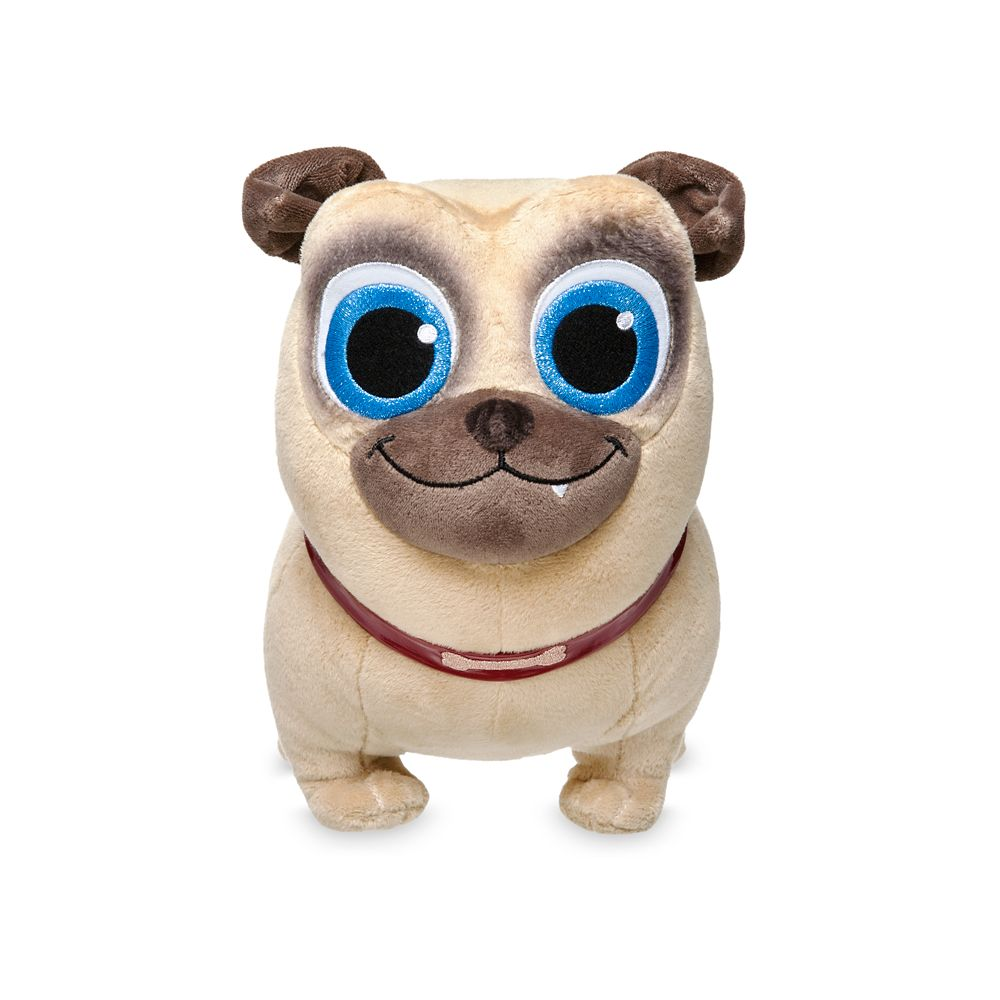 Rolly Plush – Puppy Dog Pals – Small – 12'' – Personalized