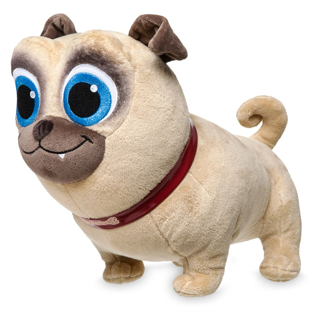 Rolly Plush Puppy Dog Pals Small 12 Shopdisney