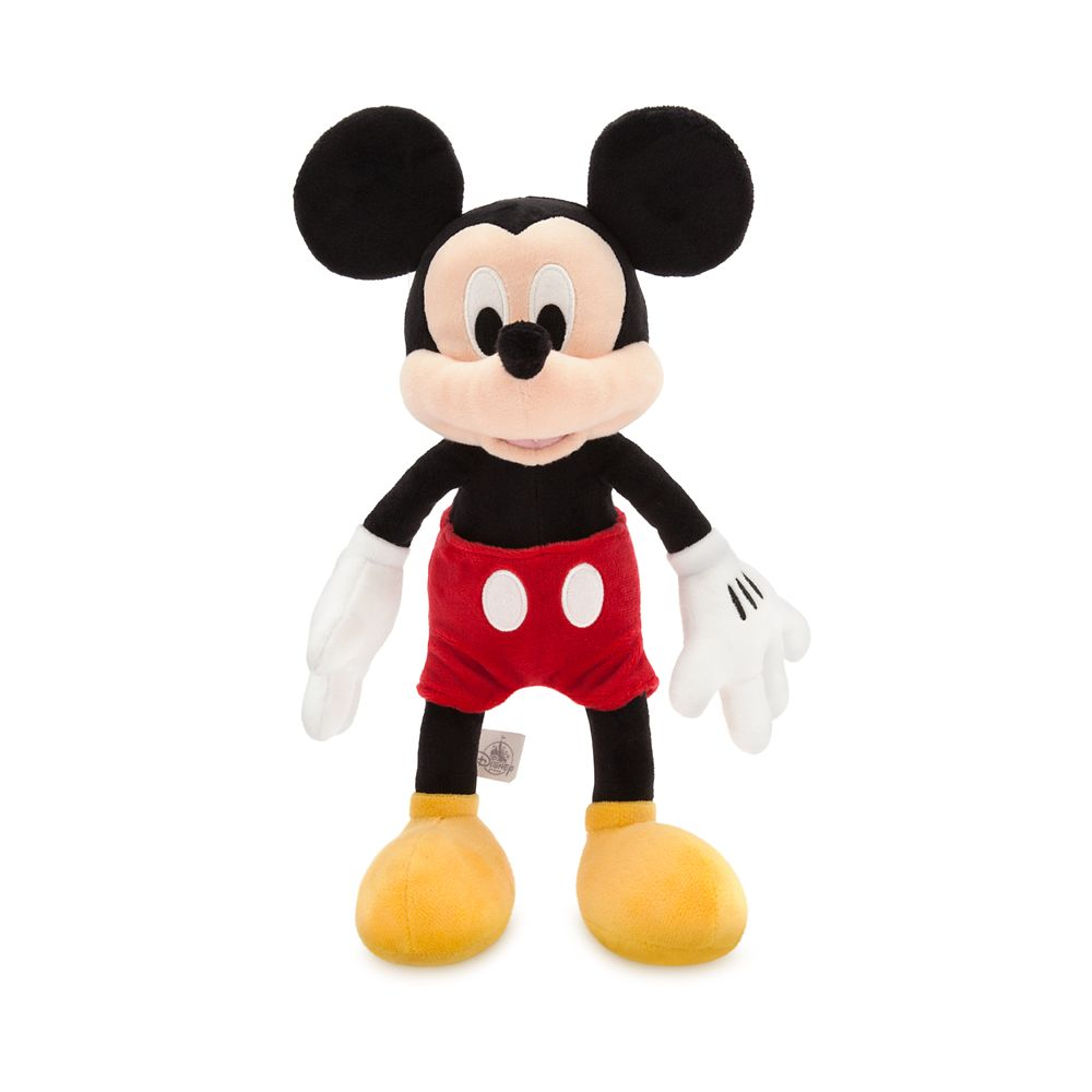 Mickey Mouse Plush – Small – 13'' – Personalized