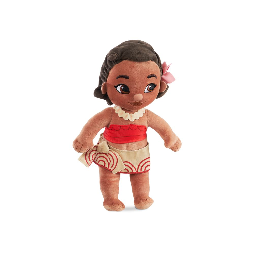 Disney Animators' Collection Moana Plush Doll – Small