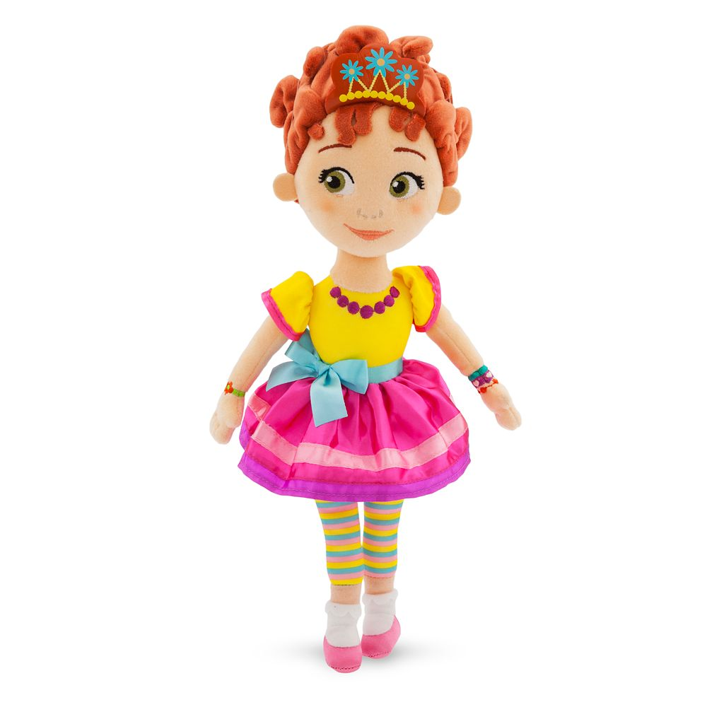Fancy Nancy Plush Doll – Small – 14''