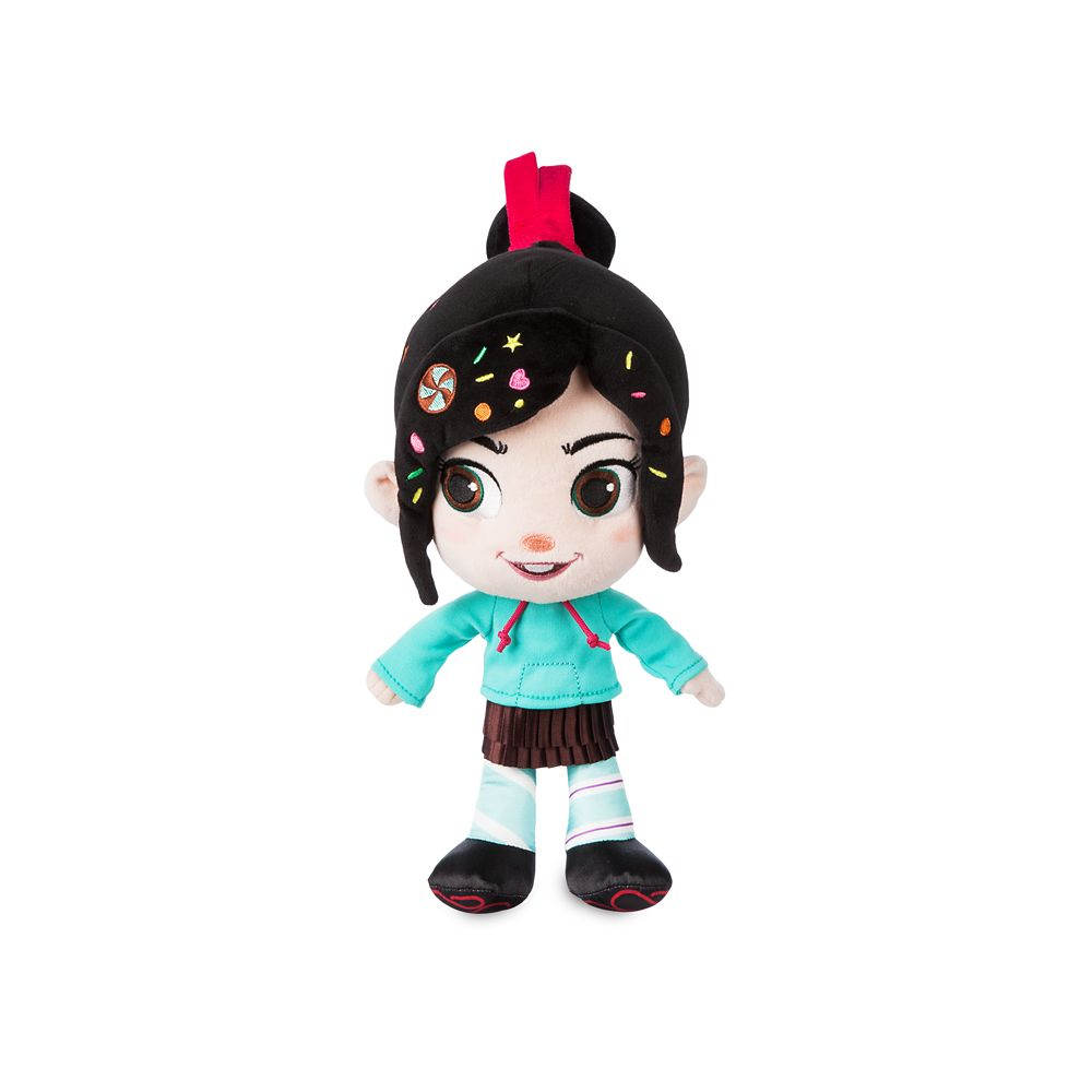 Vanellope Plush – Ralph Breaks the Internet – Small – 13'' – Personalized