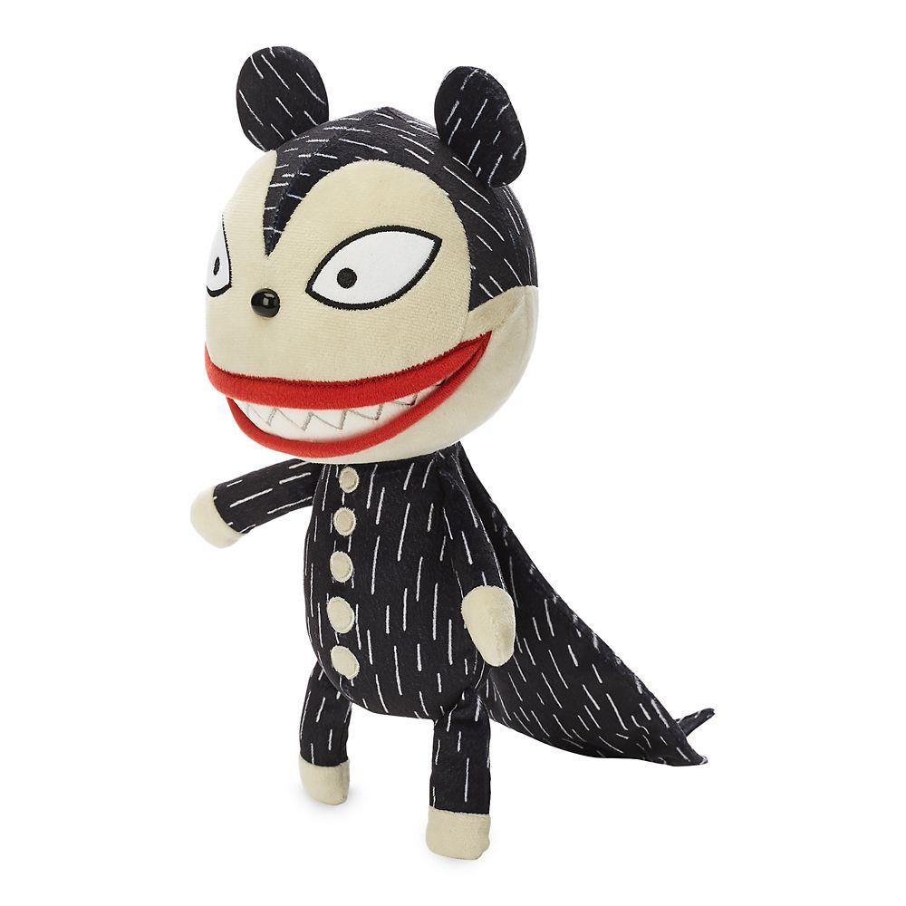 Vampire Teddy Plush – Tim Burton's The Nightmare Before Christmas – Small – 12''