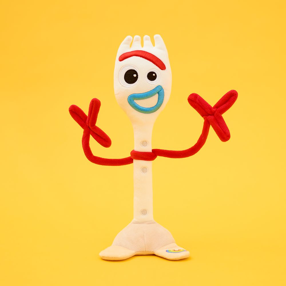 Forky Plush – Toy Story 4 – Small – 11''