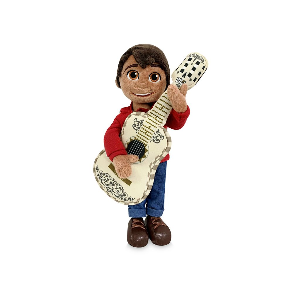 Miguel with Guitar Plush – Coco – Small – 11''