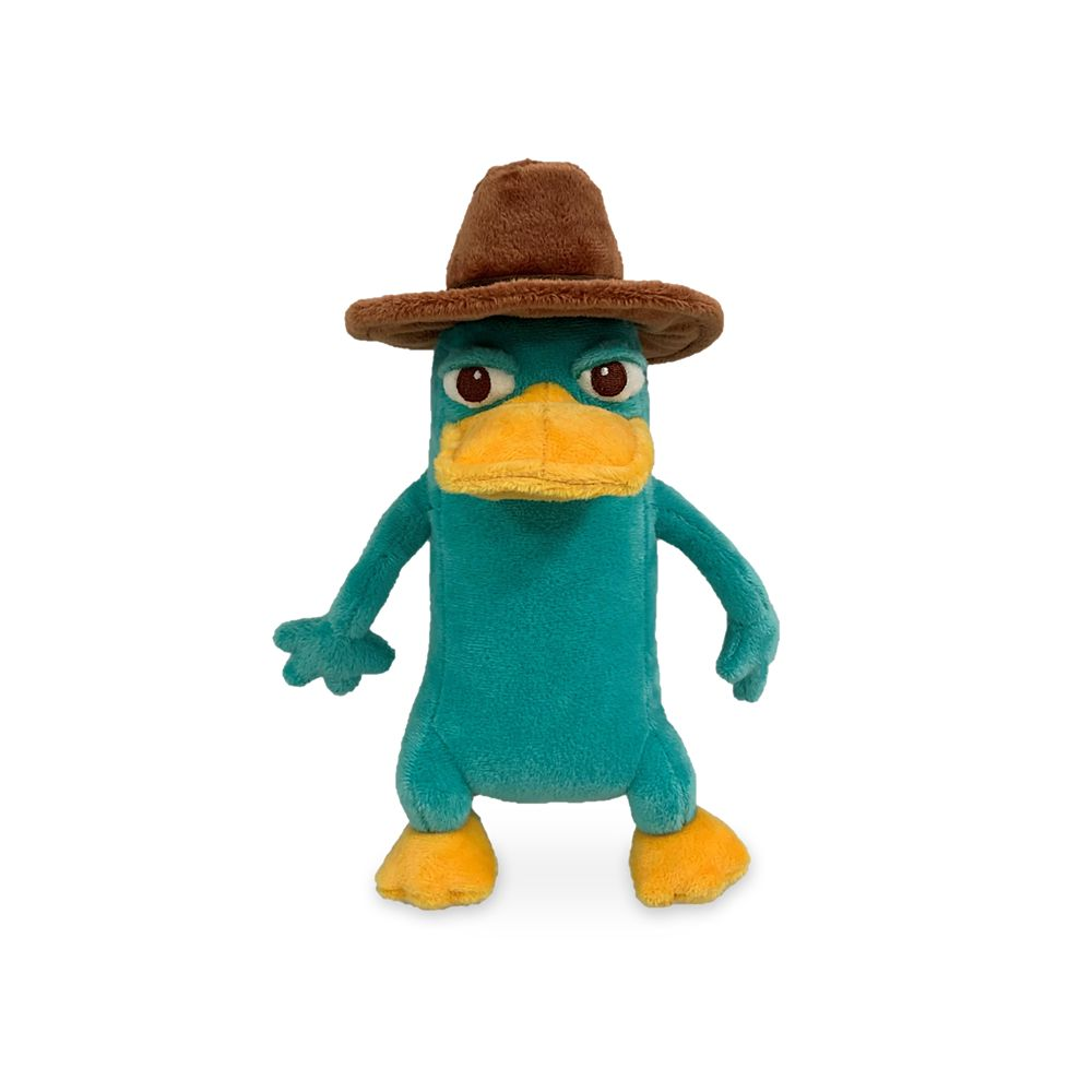 Agent P Plush – Phineas and Ferb – Small – 10''