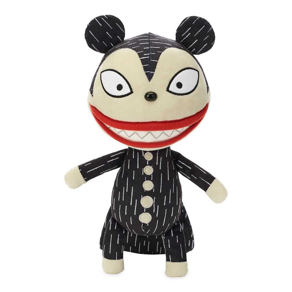 Vampire Teddy Plush – Tim Burton's The Nightmare Before Christmas – Small 12''