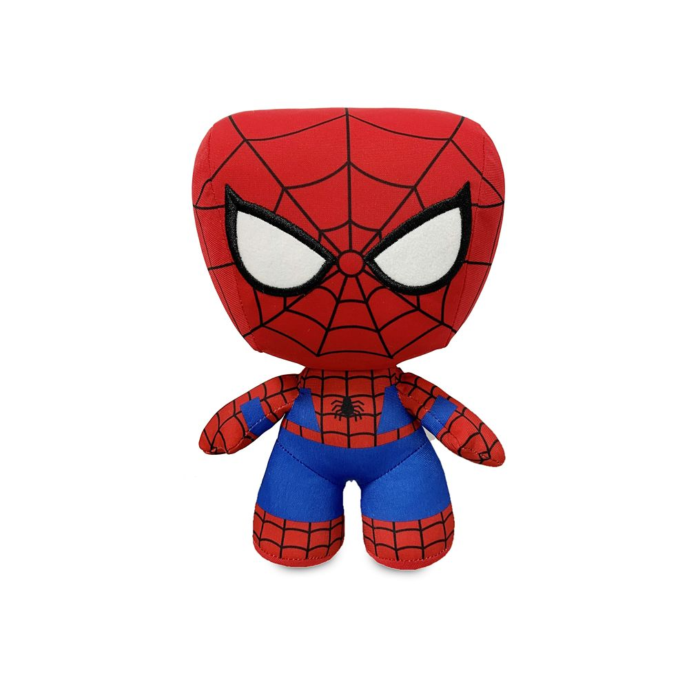 Spider-Man Plush – Small 10''