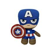 Captain America Plush – Small 10''