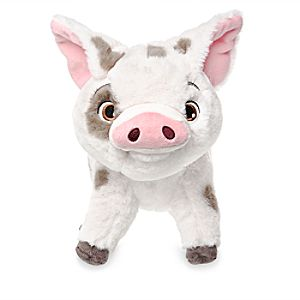 Pua Plush - Disney Moana - Small  - 9 1/2