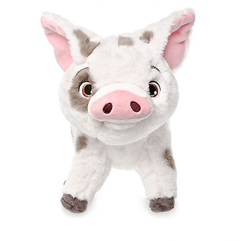Pua Plush - Disney Moana - Small  - 9 1/2''