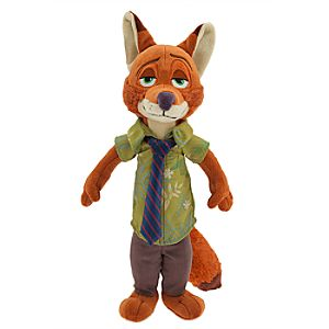 Nick Wilde Plush - Zootopia - Small - 13''