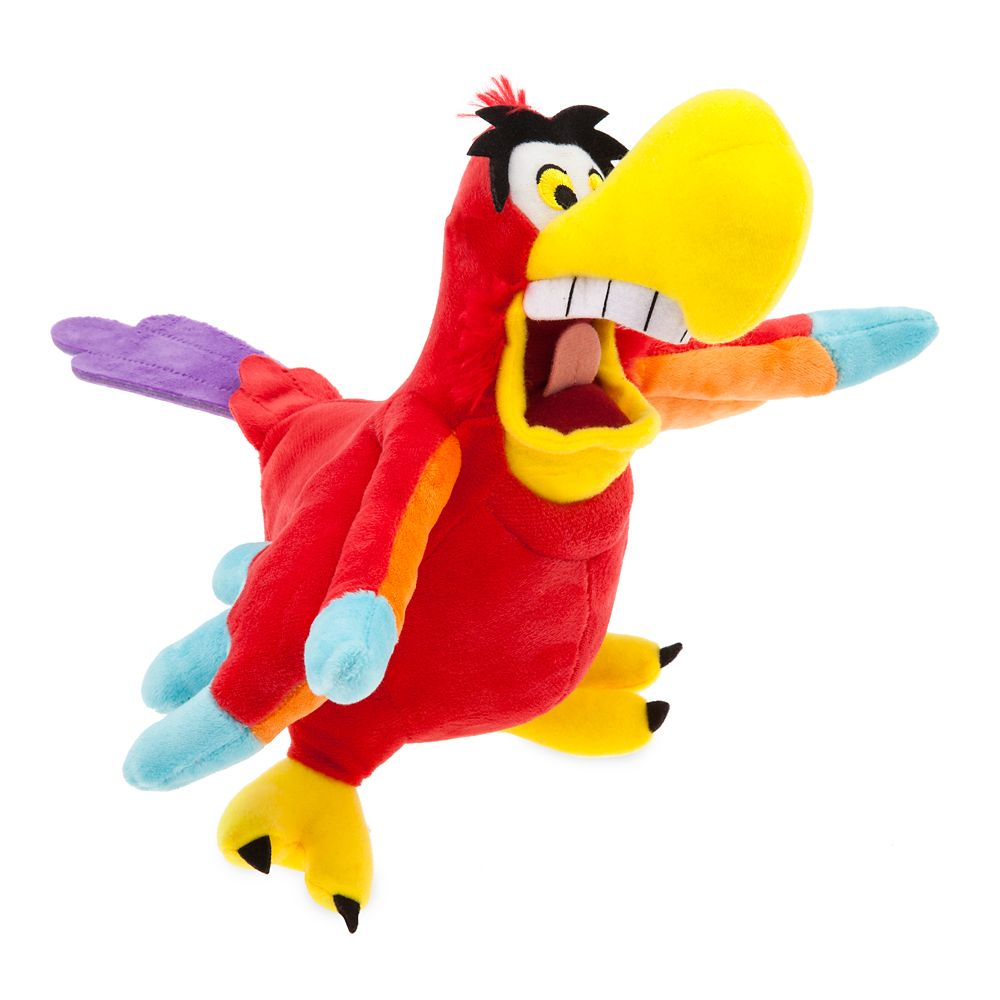 Iago Plush – Aladdin – Small – 11''
