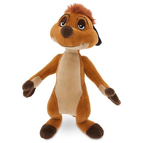 Timon Plush - The Lion King - Small - 10''