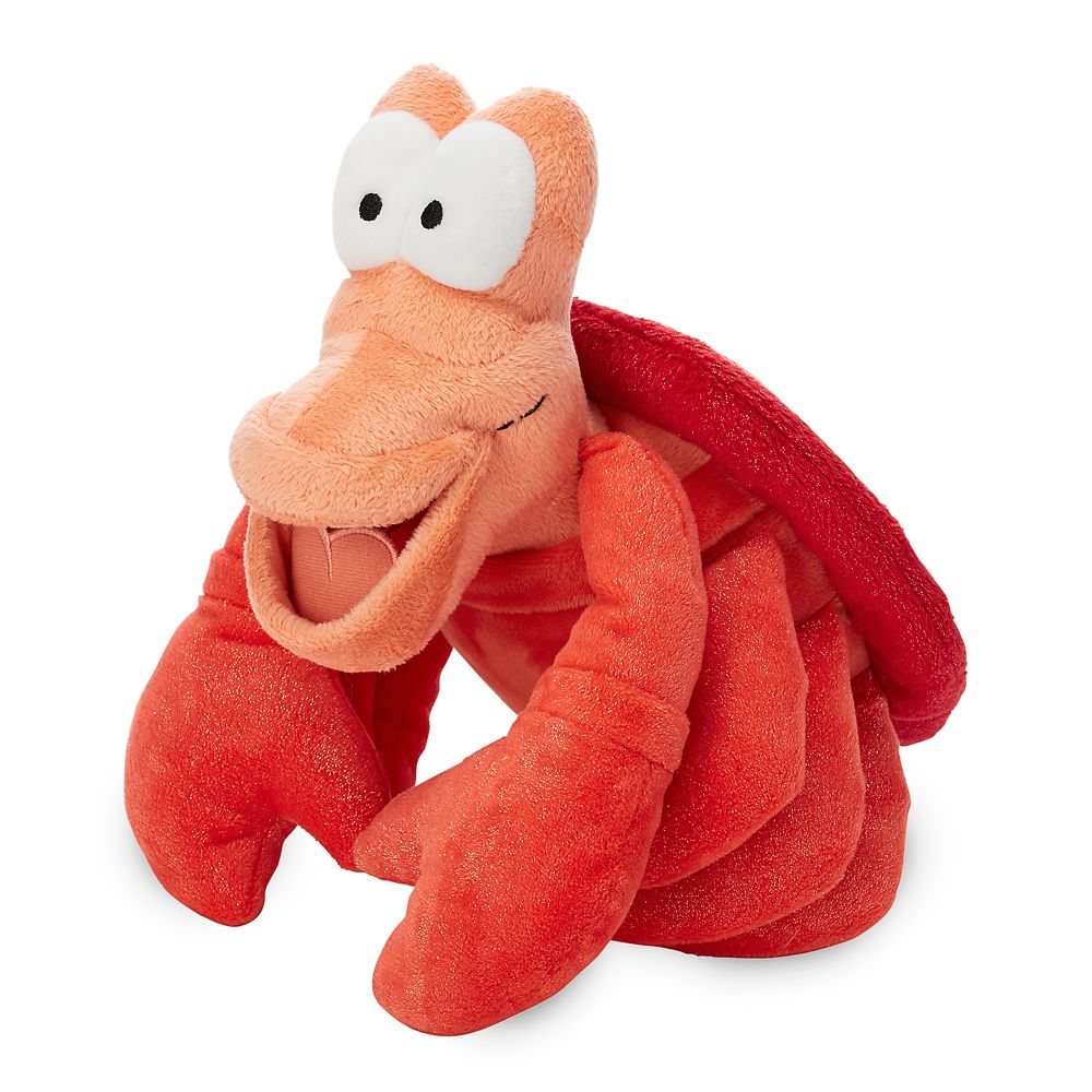 Sebastian Plush – The Little Mermaid – Small – 8''