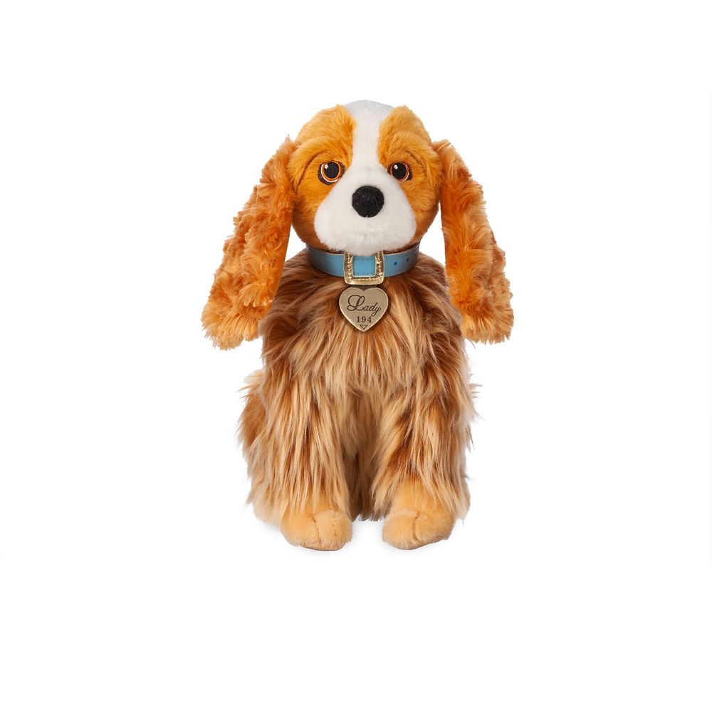Lady Plush – Lady and the Tramp – Live Action – Small – 11''