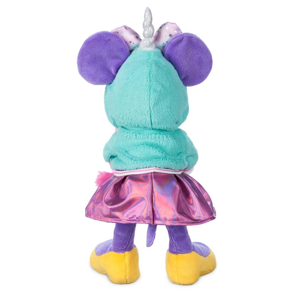 Minnie Mouse Plush – Mystical Unicorn – Small – 15 1/2''