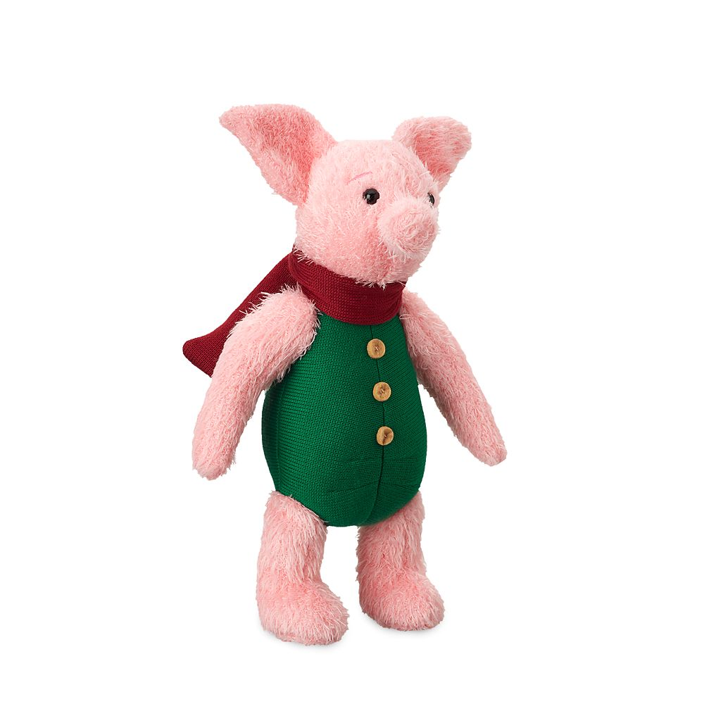 Piglet Plush – Christopher Robin – Medium