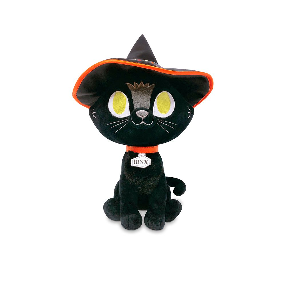 Binx Plush – Hocus Pocus – Small 15''