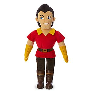 Gaston Plush Doll - Beauty and the Beast - Medium - 20 1/2''