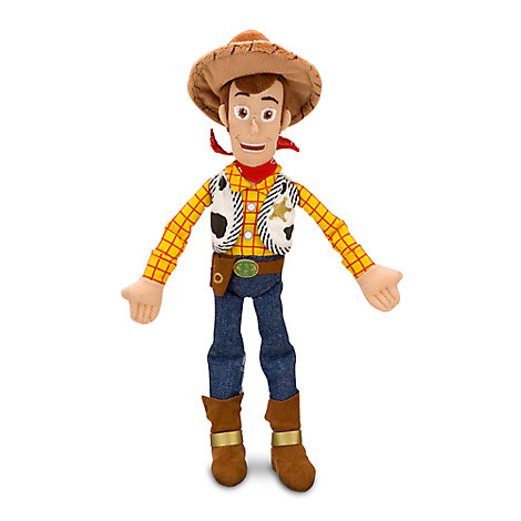 Woody Plush - Toy Story - Medium - 18''