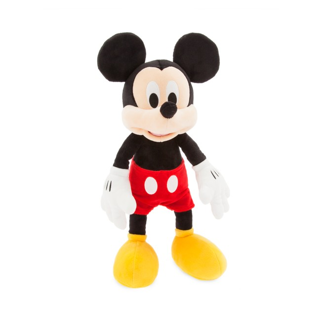 Mickey Mouse Plush – Medium 17'' – Personalized