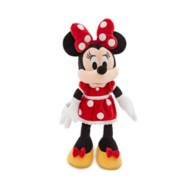 Minnie Mouse Plush – Red – Medium 18'' – Personalized