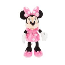 Minnie Mouse Plush – Pink – Medium 18'' – Personalized