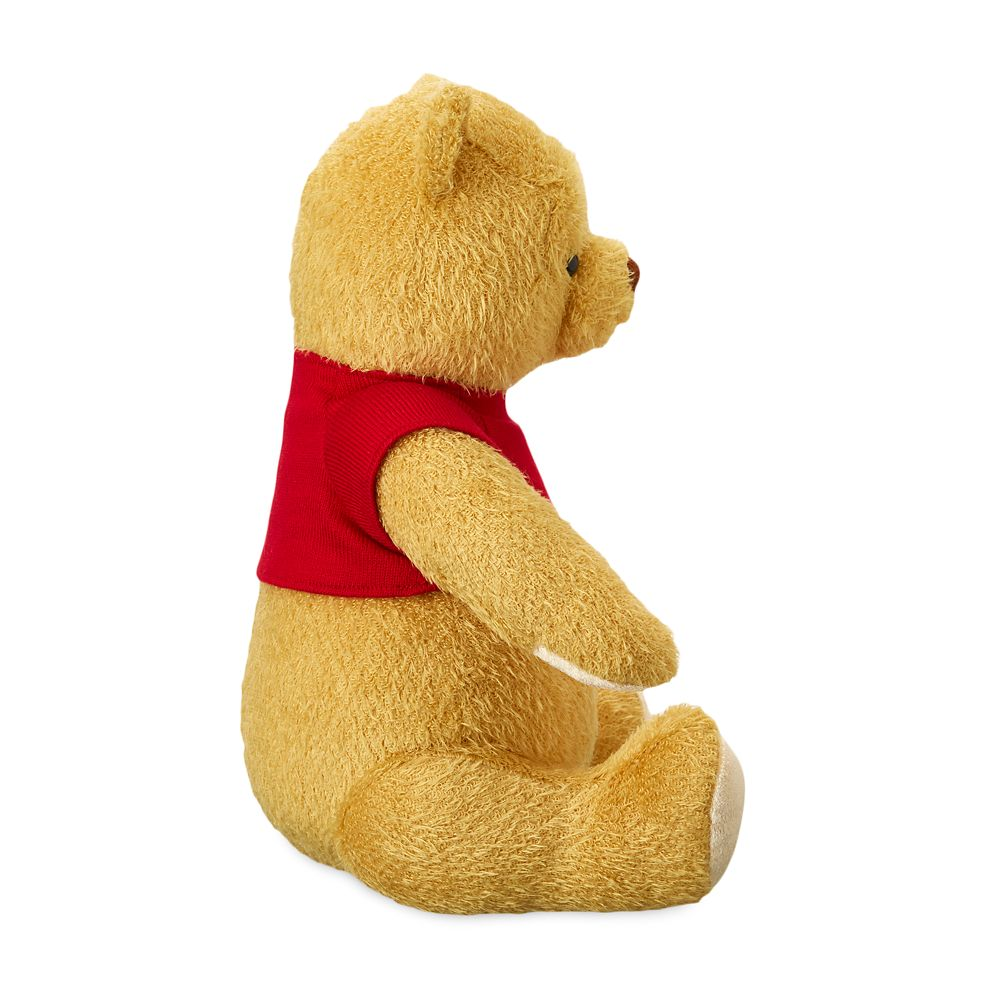 Winnie the Pooh Plush – Christopher Robin – Medium