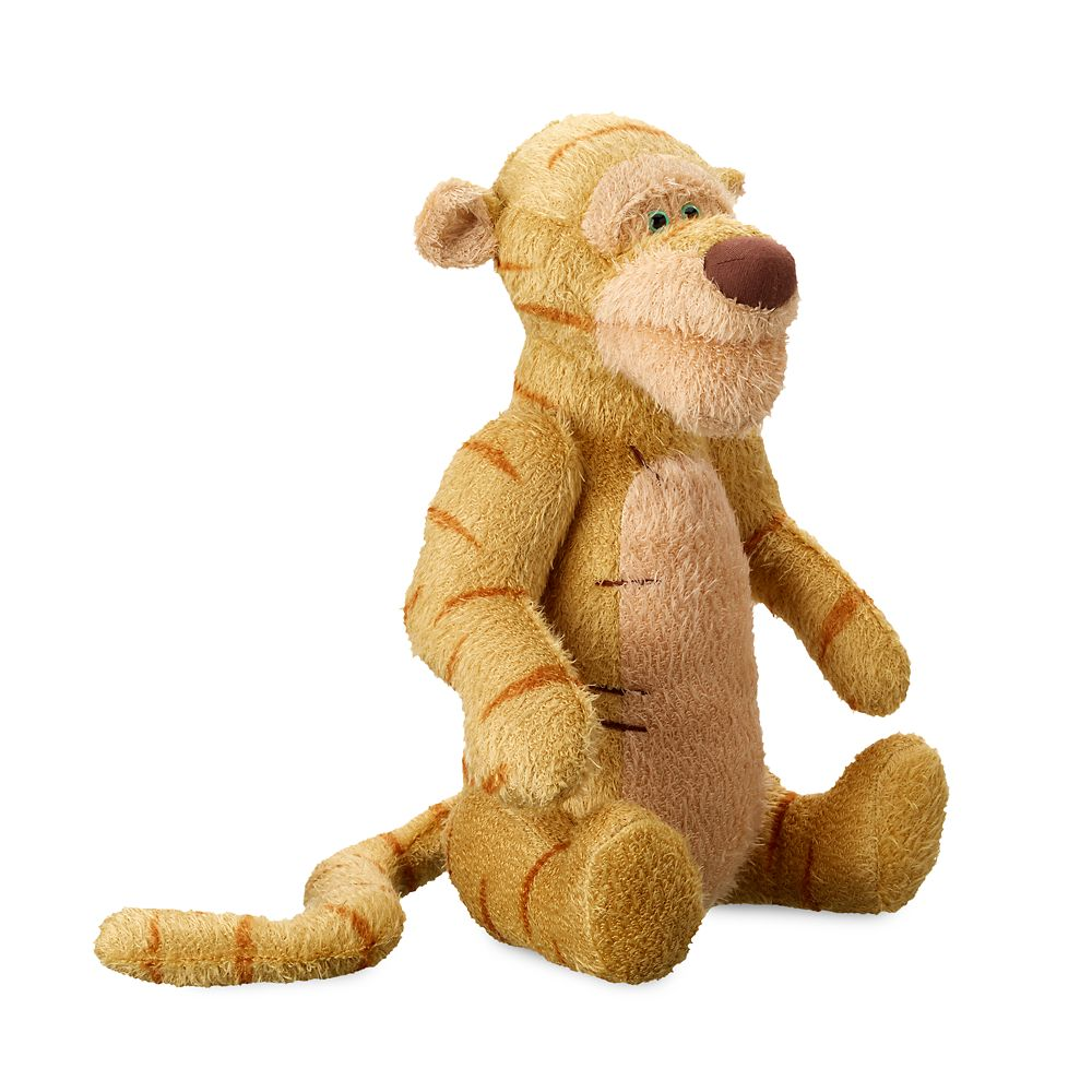 Tigger Plush – Christopher Robin – Medium