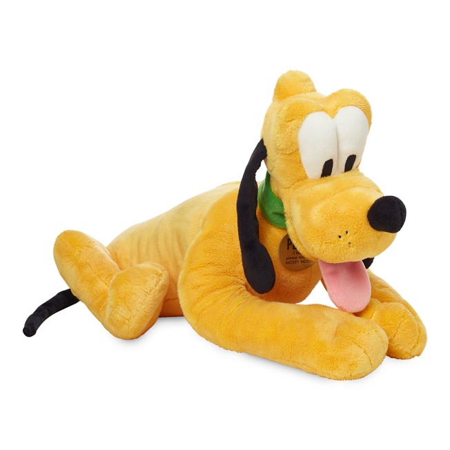 Pluto Plush – Medium – 16''
