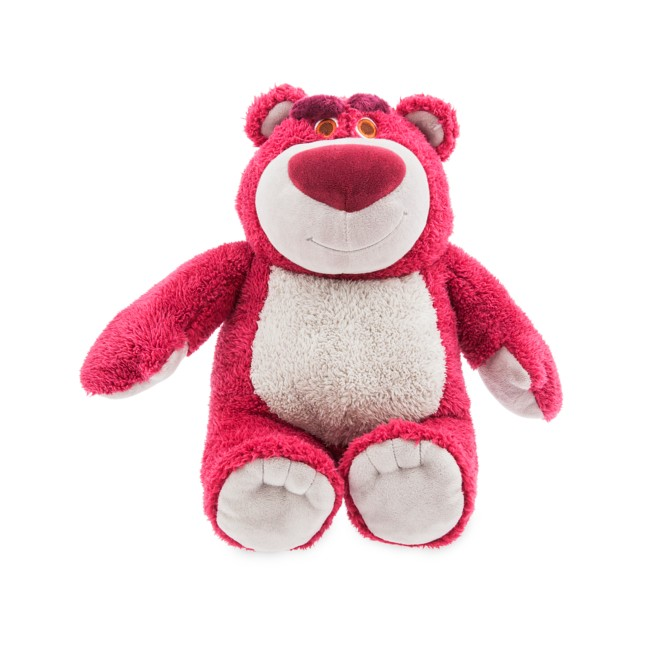 Lotso Scented Plush – Toy Story – Medium – 12'' – Personalized
