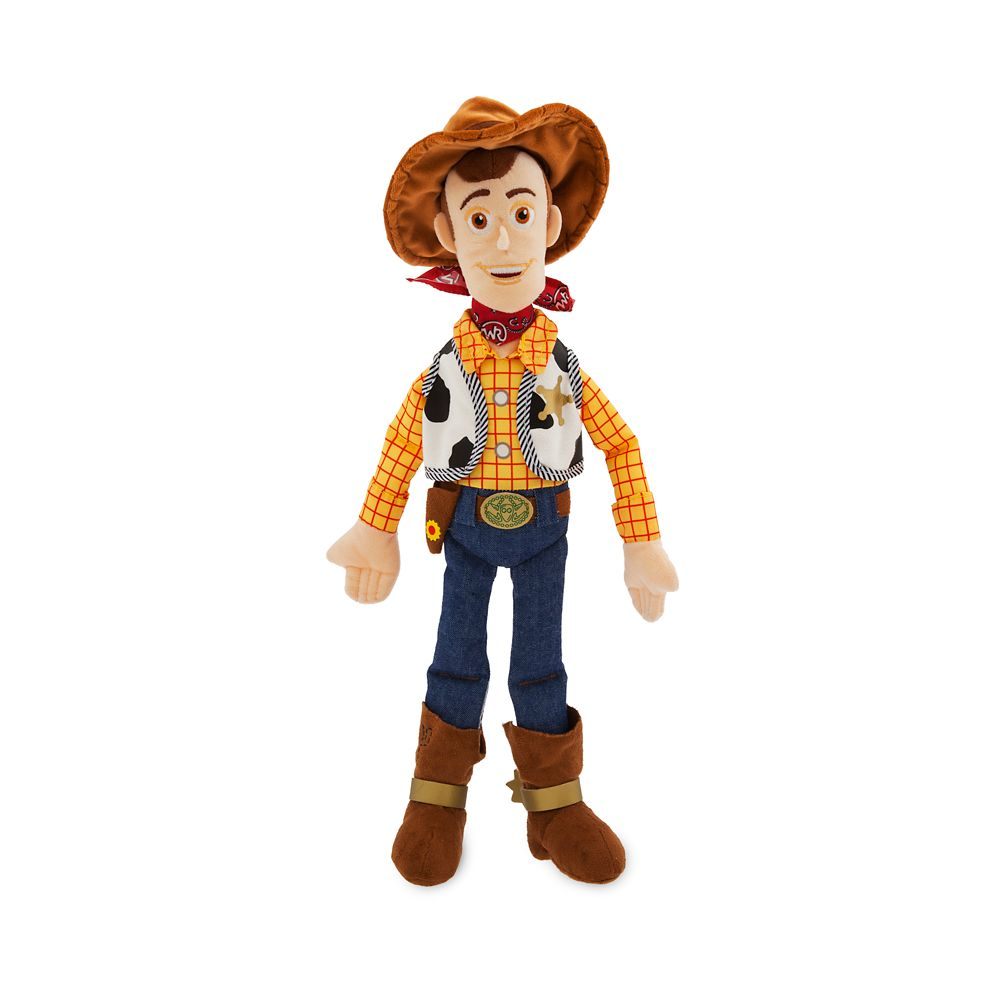 Woody Plush – Toy Story 4 – Medium – 18