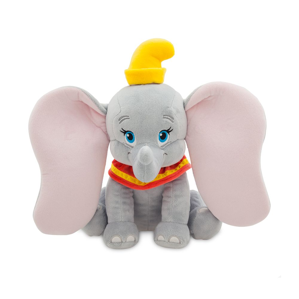 Dumbo Plush – Medium – 14''