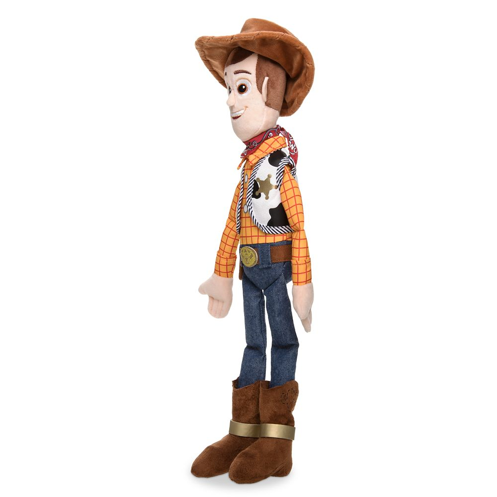 Woody Plush – Toy Story 4 – Medium – 18''