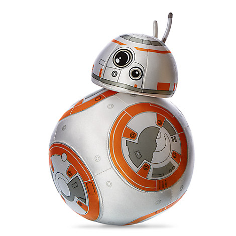 BB-8 Plush - Star Wars: The Force Awakens - Medium - 12''