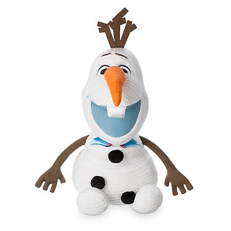 Olaf Plush - Olaf's Frozen Adventure - Medium - 16''